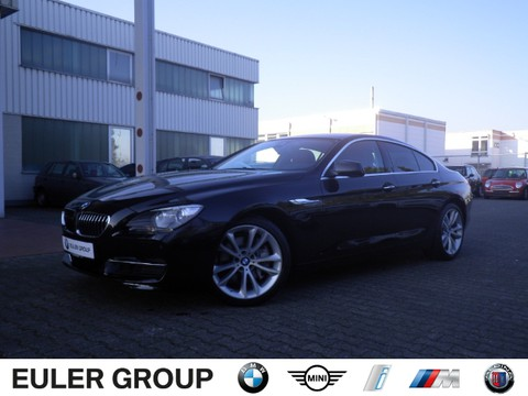 BMW 640 Gran Coupe d xDrive
