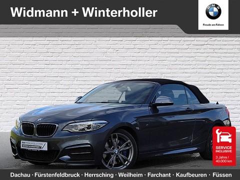 BMW M240i xDrive Cabrio 449 EUR brutto o Anz