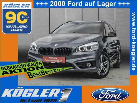 BMW 218 Active Tourer 218d Sport Line