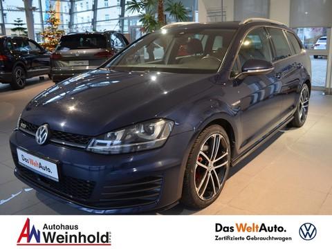 Volkswagen Golf Variant 2.0 TDI Golf VII GTD