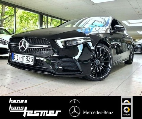 Mercedes-Benz AMG A 35 undefined