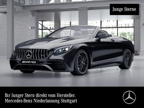 Mercedes-Benz S63 Cabriolet Sportpaket