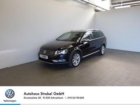 Volkswagen Passat Alltrack 2.0 TDI [ Telef Park ]