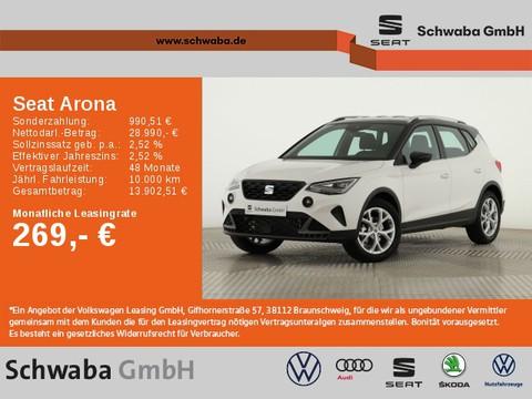 Seat Arona 1.5 TSI FR BEATS R