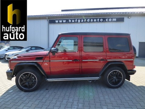Mercedes G 63 AMG 1.0 Farb-Paket AMG Driver TV Upe 1966