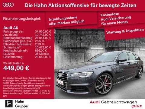 Audi A6 3.0 TDI qu Avant Competition