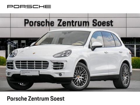 Porsche Cayenne Diesel Platinum Edition 20 100L Tank