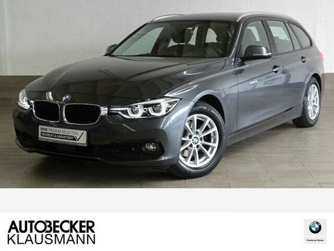 BMW 320 d EffDyn Edition Advantage