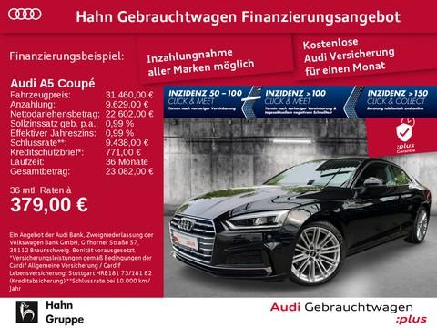 Audi A5 Coupé 40TFSI S-line