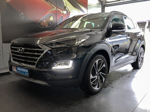 Hyundai Tucson 1.6 Premium Sicherheitspaket