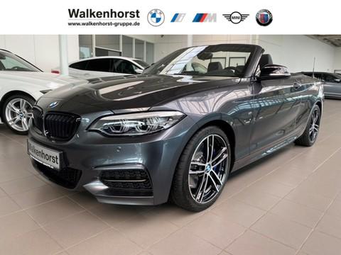 BMW M240i Cabrio HarmanKardon adapt NavigationProf SpeedLimit