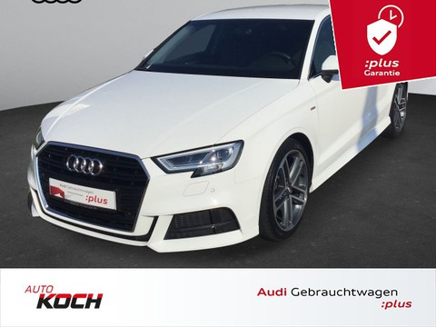 "Audi A3 Limousine 35 TFSI Sport S-Line"""
