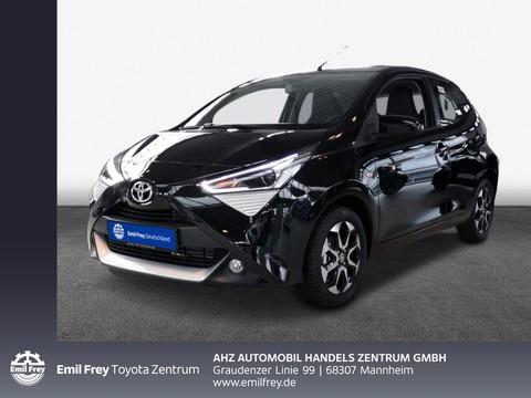 Toyota Aygo Teamürig Rü