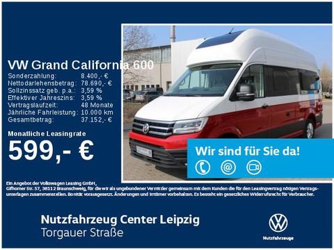 Volkswagen California 2.0 l TDI Grand California 600 130kW