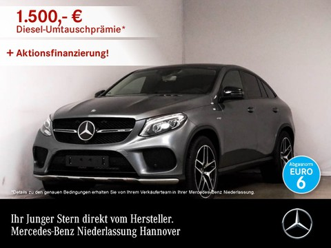 Mercedes GLE 43 AMG Cp