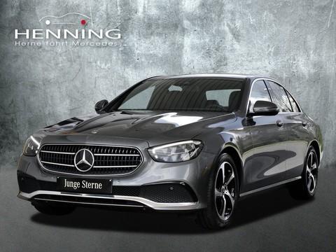 Mercedes-Benz E 200 Avantgarde MBUX High