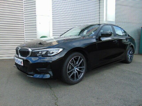 BMW 320 d Live