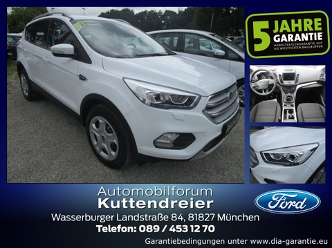 Ford Kuga EcoBoost Cool&Connect 4x2