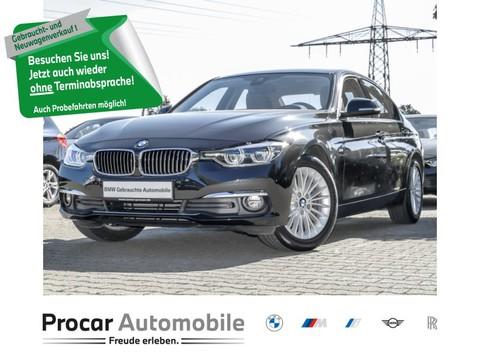 BMW 318 d Limousine Luxury Line