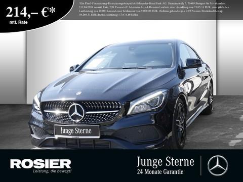 Mercedes-Benz CLA 200 BE AMG Line