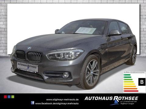 BMW 118 17Zoll