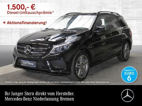 Mercedes GLE 400 AMG Line