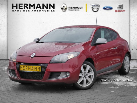 Renault Megane Coupe GT TCe 180