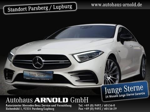 Mercedes-Benz CLS 53 AMG Fahras P