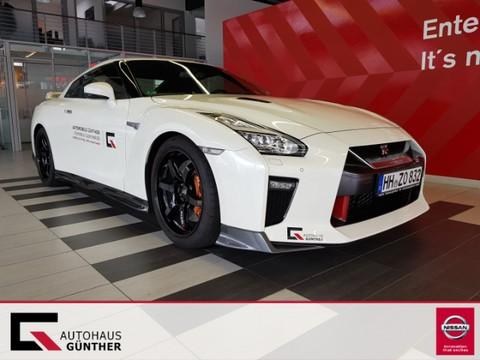 Nissan GT-R Track Edition EU6d-T Modeljahr 2019