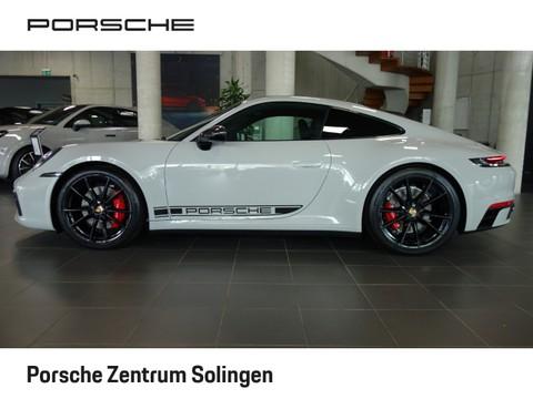 Porsche 992 911 Carrera 4S SportDesign Carbon Sportfahrwerk