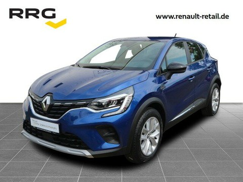 Renault Captur II EXPERIENCE TCe 90