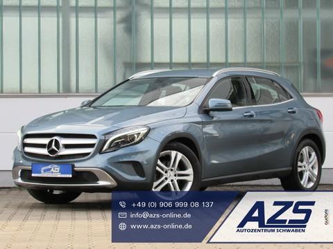 Mercedes-Benz GLA 180 | | | |