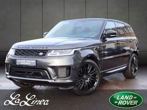 Land Rover Range Rover Sport D300 HSE Dynamic Stealth