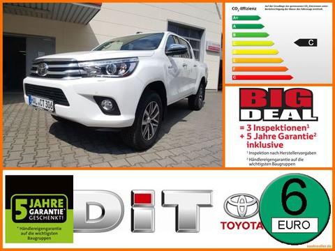 Toyota Hilux 2.4 D-4D Double Cab Executive Start St