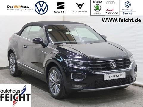 Volkswagen T-Roc Cabriolet 1.5 l TSI T-Roc Cabrio ACTIVE