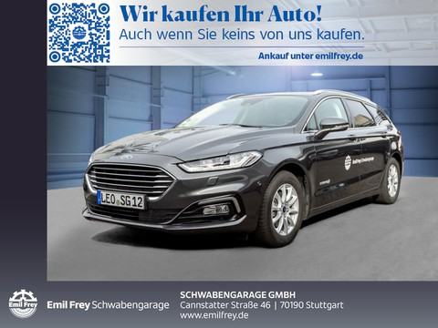 Ford Mondeo 187PS Hybrid Automatik inkl