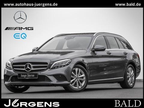 Mercedes-Benz C 180 T Avantgrade Spur