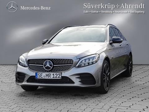 Mercedes C 200 T AMG Spur-P