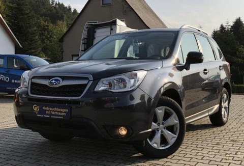 Subaru Forester 2.0 Exclusive MT