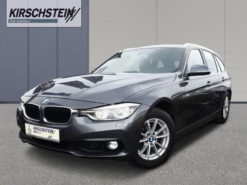 BMW 320 d Advantage Sitz