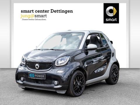smart ForTwo cabrio ED Passion Winter