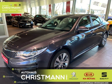 Kia Optima 2.0 CVVT SPIRIT