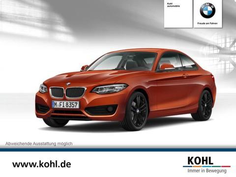 BMW 230 0.1 i Steptronic Coupe M Sport ehem UPE 580 EUR