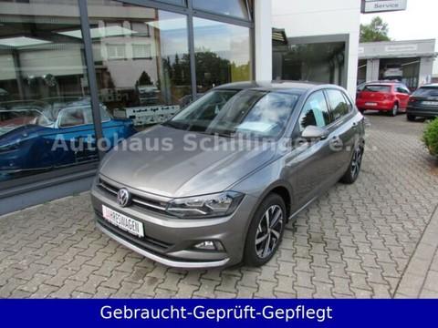 """Volkswagen Polo 1.0 TSI OPF """"HIGHLINE"""" FRONT"""