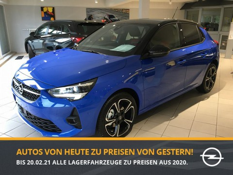 Opel Corsa 1.2 Direct Injection Turbo Line (F)
