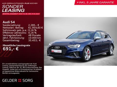 Audi S4 3.0 TDI qu Avant OptikSchwarz