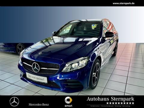 Mercedes-Benz C 300 de T AMG