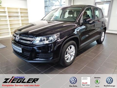 Volkswagen Tiguan 2.0 TDI Trend & Fun