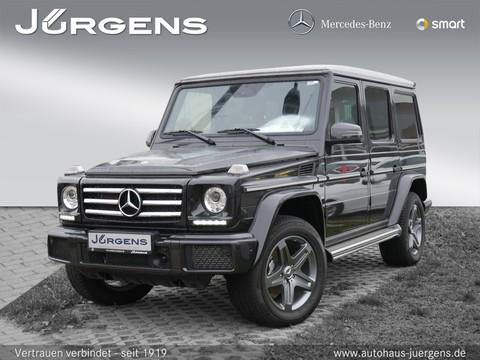 Mercedes G 350 d LIMITED EDITION DESIGNO