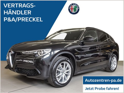 Alfa Romeo Stelvio 2.0 Turbo 16V AT8-Q4 Super